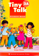 کتاب تاینی تاک  Tiny Talk 2A SB+WB+C