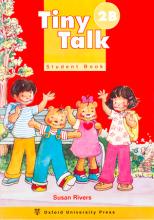 کتاب تاینی تاک Tiny Talk 2B SB+WB+CD