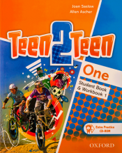 کتاب Teen 2 Teen 1 SB+WB+DVD