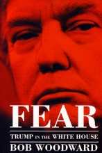 كتاب FEAR TRUMP IN THE WHITE HOUSE
