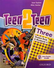 کتاب Teen 2 Teen 3 SB+WB+DVD