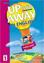 کتاب  (Up and Away in English 1 (SB+WB+CD