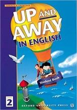 کتاب  (Up and Away in English 2 (SB+WB+CD