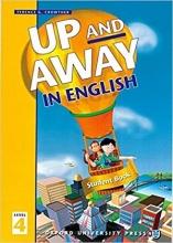 کتاب  (Up and Away in English 4 (SB+WB+CD