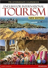 کتاب English for International Tourism Pre-Intermediate