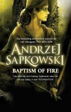 كتاب Baptism Of Fire By Andrzej Sapkowski