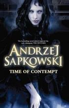 كتاب Time Of Contempt By Andrzej Sapkowski