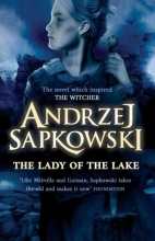 كتاب The Lady Of The Lake By Andrzej Sapkowski