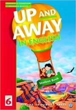 کتاب  (Up and Away in English 6 (SB+WB+CD