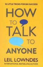 كتاب How to Talk to Anyone