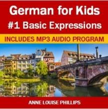 کتاب German for Kids #1 Basic Expressions