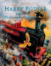 کتاب مصور هری پاتر Harry Potter and the Philosophers Stone - Illustrated Edition Book 1