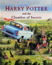 کتاب مصور هري پاتر Harry Potter and the Chamber of Secrets - Illustrated Edition Book 2