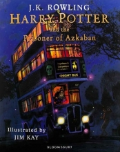 کتاب مصور هری پاتر Harry Potter and the Prisoner of Azkaban - Illustrated Edition Book 3