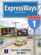 کتاب آموزشی اکسپرس ویز 1ویرایش دوم Expressways Book 1 (2nd) SB+WB+CD