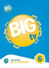 كتاب بیگ انگلیش تی وی 6 ویرایش دوم BIG English TV 6 + CD 2nd