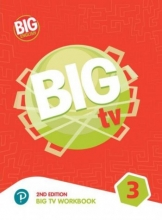 كتاب بیگ انگلیش تی وی 3 BIG English TV 3 + CD 2nd