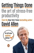 كتاب Getting Things Done The Art of Stress Free Productivity