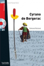 کتاب  Cyrano de bergerac + CD audio MP3