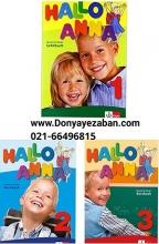 مجموعه 3 جلدی Hallo Anna