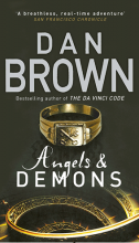 كتاب Angels and Demons - Robert Langdon 1