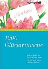 کتاب 1000 Glückwünsche