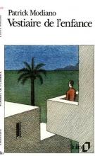 کتاب Vestiaire de l'enfance