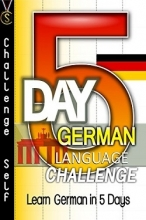 کتاب 5Day German Language Challenge