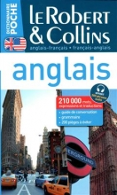 کتاب Dictionnaire Le Robert et Collins Poche Anglais