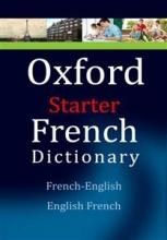 کتاب Oxford starter french dictionary