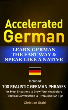 کتاب accelerated german learn german