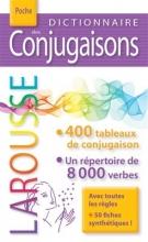 کتاب Dictionnaire des conjugaisons Larousse poche