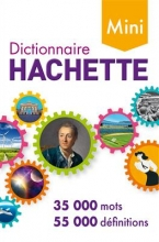 کتاب Dictionnaire Hachette de la Langue Francaise Mini