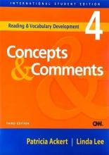 کتاب کانسپتز اند کامنتز Concepts & Comments 4 with CD