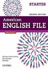 کتاب American English File Starter 2nd SB+WB+DVD