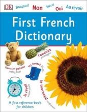 کتاب First French Dictionary