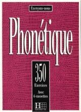 کتاب  350 Exercices De Phonetique