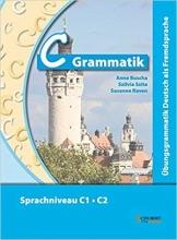 کتاب C-Grammatik: Übungsgrammatik Deutsch als Fremdsprache, Sprachniveau C1/C2