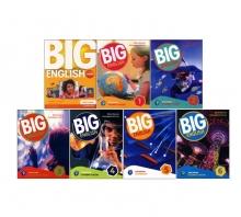مجموعه 7 جلدي كتاب هاي بیگ انگلیش ویرایش دوم Big English 2nd