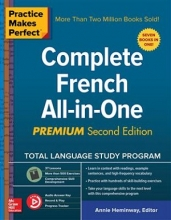 کتاب Practice Makes Perfect: Complete French All-in-One, Premium 2nd