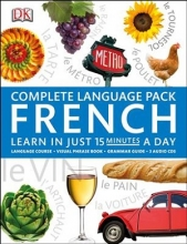 کتاب Complete Language Pack French