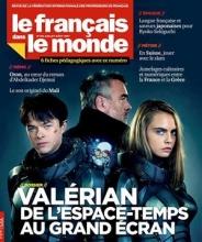 کتاب Le Francais dans le monde - N412 - Juillet - Aout 2017