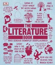 كتاب The Literature Book Big Ideas Simply Explained
