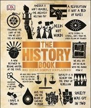 كتاب The History Book Big Ideas Simply Explained