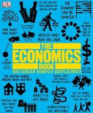 كتاب The Economics Book (Big Ideas Simply Explained)