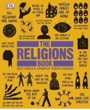کتاب The Religions Book Big Ideas Simply Explained