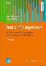 کتاب Deutsch fur Ingenieure