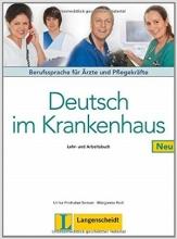 کتاب Deutsch Im Krankenhaus Neu: Lehr- Und Arbeitsbuch