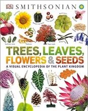Trees Leaves Flowers and Seeds دیکشنری تصویری رنگی