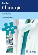 كتاب Fallbuch Chirurgie 140 Fälle aktiv bearbeiten